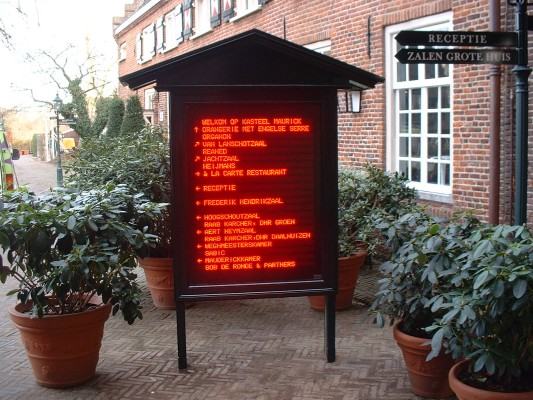 led infodisplay