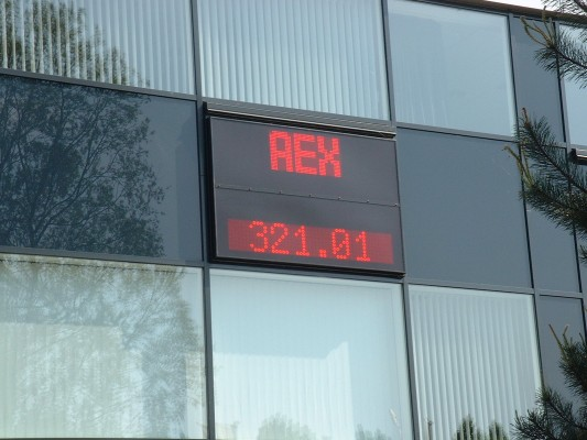 led informatie zuildisplay