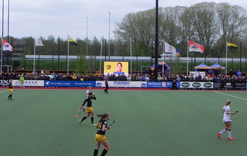 Hockey Videoscreen